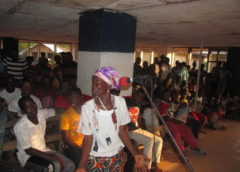 In Nimba: CDC, UP Youths speak out against violence