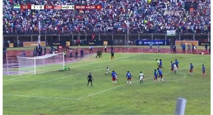 SPORT: Lone Star advance in World Cup 2022 preliminaries