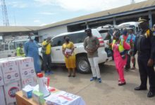 Photo of Liberia's Security Sector Benefits From COVID-19 Prevention Materials