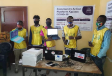 Photo of Volunteers Hub Liberia Launches Access To COVID-19 & Rule Of Law Information project
