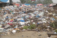 Photo of Heaps Of Garbage, Filth Pollute Red-Light Market Hub Near Monrovia