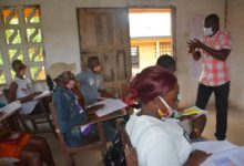 Photo of Over 500 Disadvantaged Youth Being Trained By UN Peace-Building Project