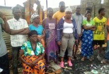 Photo of Clara Town Fire Victims Get Help From Global Alliance Societies